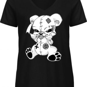 T-Shirt Male Teddy Metalhead / Occult Art