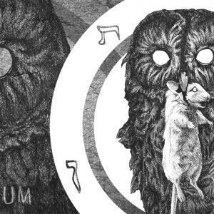 Tasse Motivdetail Equilibrium / Occult Art