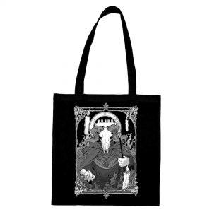 Stofftasche Baphomet / Occult Art