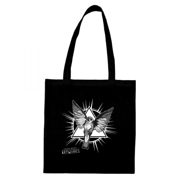 Stofftasche Rising / Occult Art
